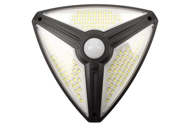 Foto 6 - Trojúhelníkové LED solární světlo s pohybovým čidlem FO-TA108