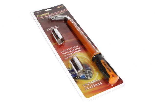 Foto 6 - Teleskopický klíč na kola 14001-9
