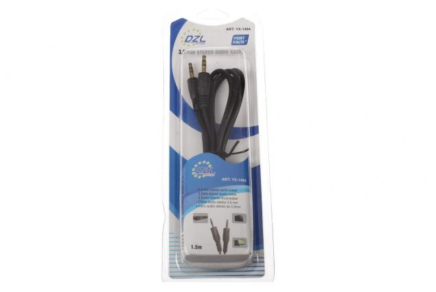 Foto 2 - Audio kabel 3,5 mm YX-1484
