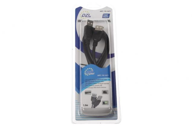 Foto 2 - USB prodlužovací kabel YX-1477