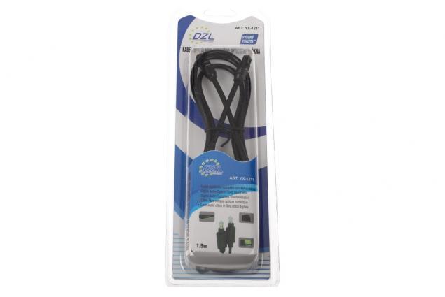 Foto 4 - Digitální optický kabel YX-1211 - 1,5m