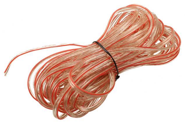 Foto 3 - Kabel na propojení reprosoustav YX-1189 10m