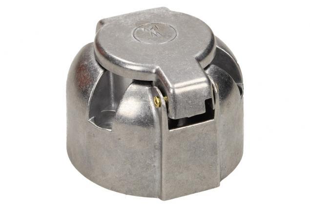 Foto 3 - Zásuvka přívěsu 7 pólů stříbrná
