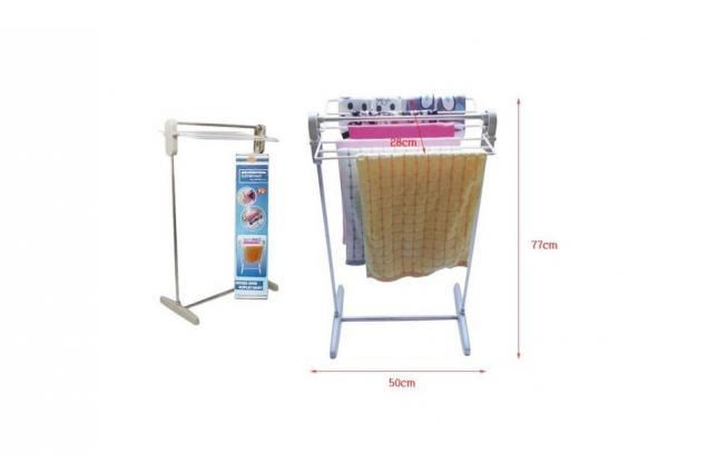 Foto 2 - Multifunkční stojan na prádlo