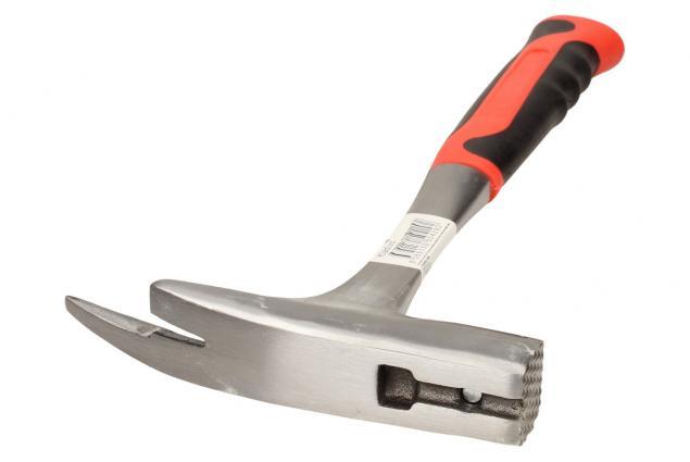 Foto 4 - Špičaté tesařské kladivo s ergonomickou rukojetí