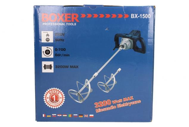 Foto 10 - Míchač barev a malty BOXER-1500 3200W