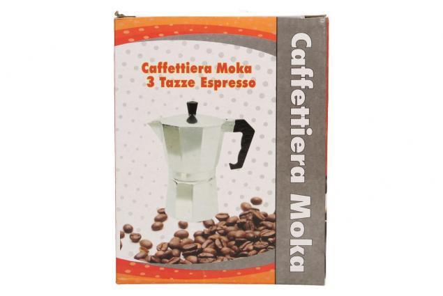 Foto 5 - Kávovar na plotnu kovový