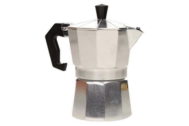 Foto 2 - Kávovar na plotnu kovový