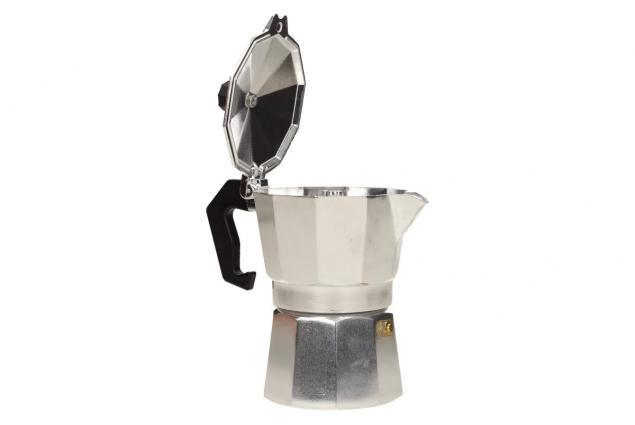 Foto 3 - Kávovar na plotnu kovový