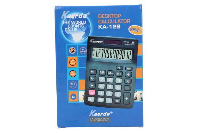 Foto 4 - Digitální kalkulačka KA-12S velká