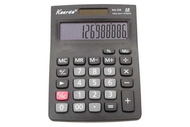Foto 2 - Digitální kalkulačka KA-12S velká