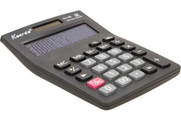 Foto 3 - Digitální kalkulačka KA-12S velká