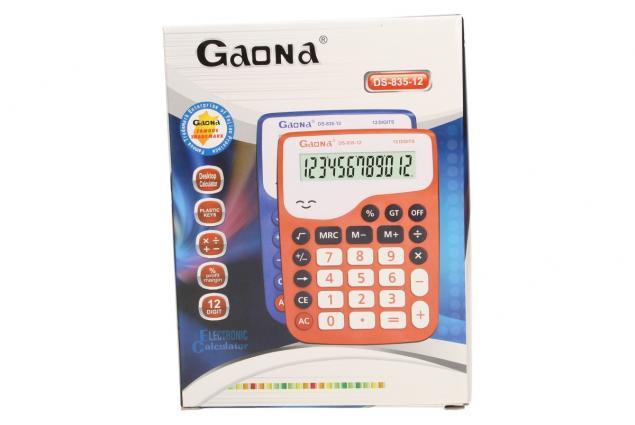 Foto 4 - Digitální kalkulačka DS-835C-12 velká