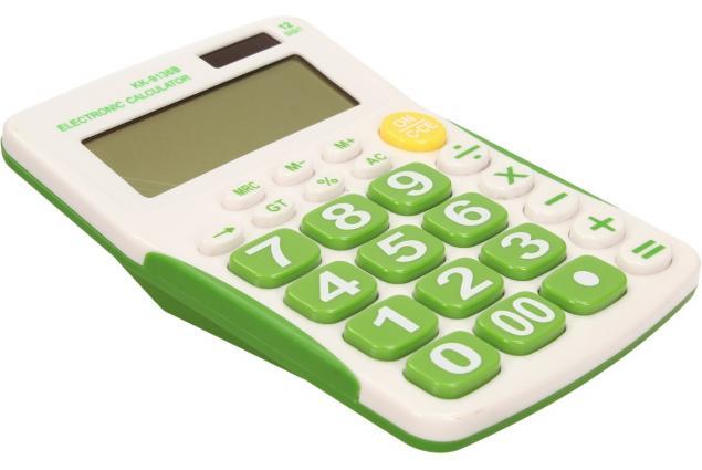 Foto 2 - Digitální kalkulačka KK-9136B velká