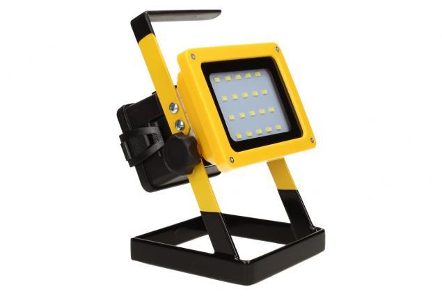 Foto 2 - Přenosný nabíjecí LED reflektor 30W 20 cree LED