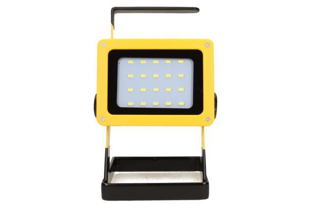 Foto 4 - Přenosný nabíjecí LED reflektor 30W 20 cree LED