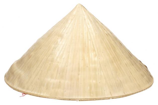 Foto 2 - Slaměný klobouk v asijském stylu