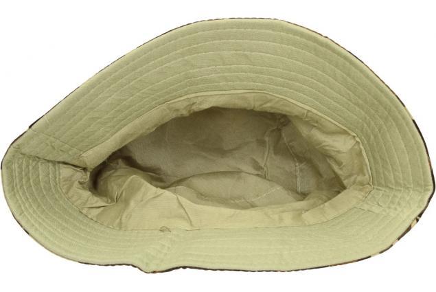 Foto 6 - Plátěný klobouk maskáčový