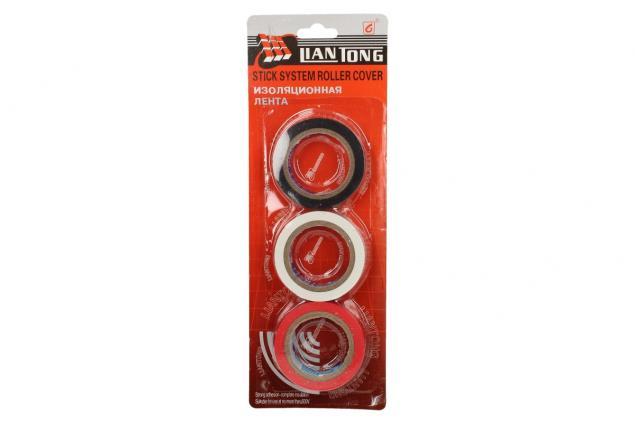 Foto 4 -  Sada izolačních samolepících pásek 3ks- bílá, černá,červená