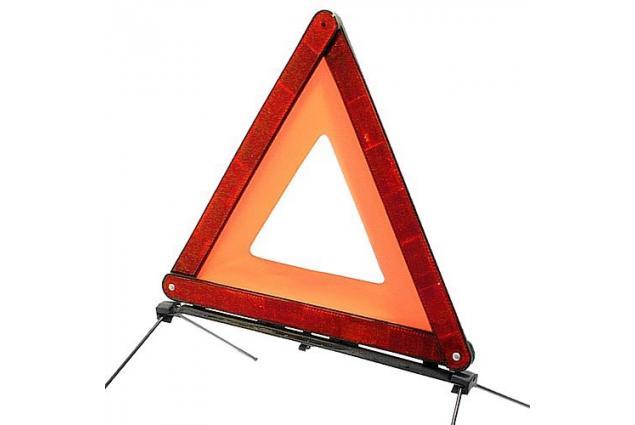 Foto 3 - Výstražný trojúhelník