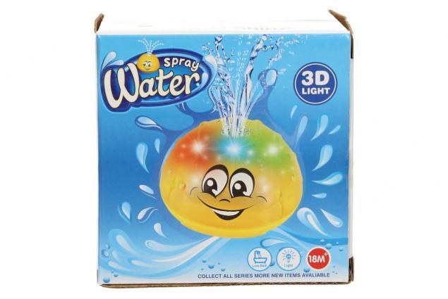 Foto 4 - Stříkající hračka do vody 3D light