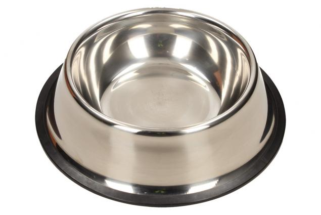 Foto 3 - Kulatá nerezová miska pro psy 16 cm