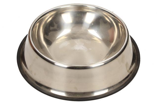 Foto 2 - Kulatá nerezová miska pro psy 20 cm
