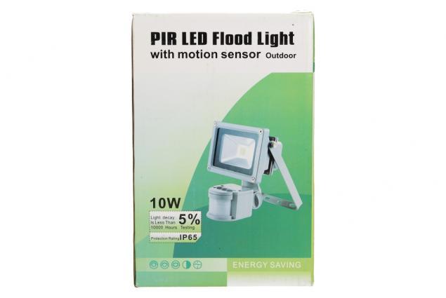 Foto 10 - Úsporný reflektor 10W s čidlem