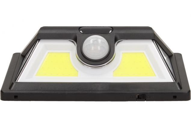 Foto 2 - LED solární světlo s pohybovým čidlem 1828B