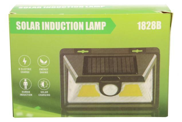Foto 6 - LED solární světlo s pohybovým čidlem 1828B