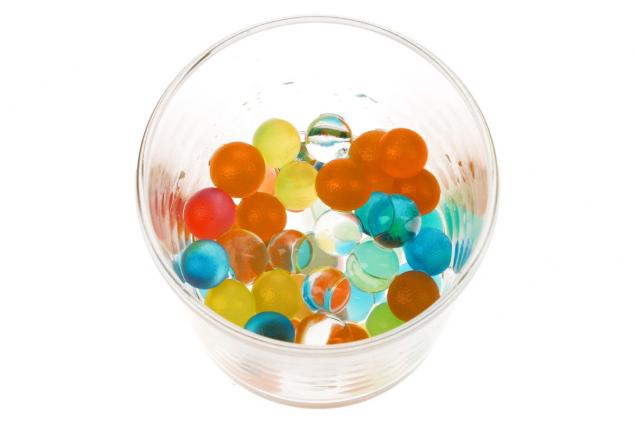 Foto 2 - Vodní dekorační hydratační kuličky