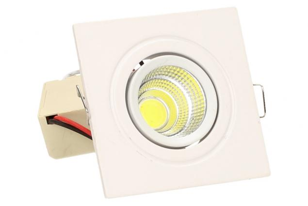 Foto 18 - Bodové světlo zápustné Led Spot Light 3W
