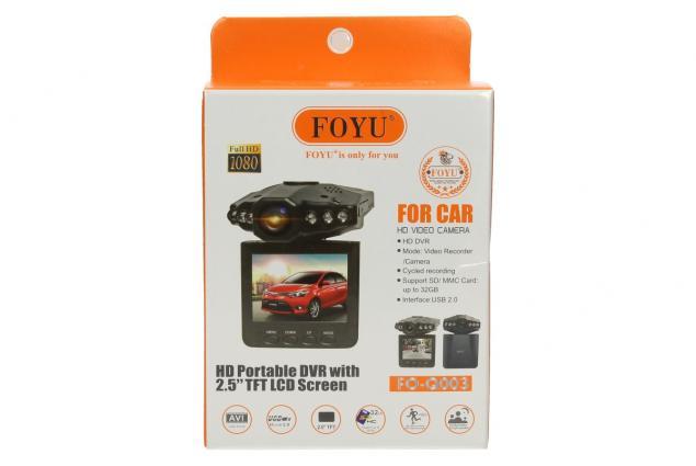 Foto 16 - Kamera do auta FOYU HX-901