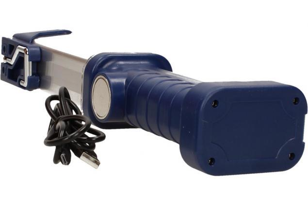 Foto 13 - Pracovní přenosné NABÍJECÍ super ostré světlo Heavy Duty WorkLight ZJ-889-B