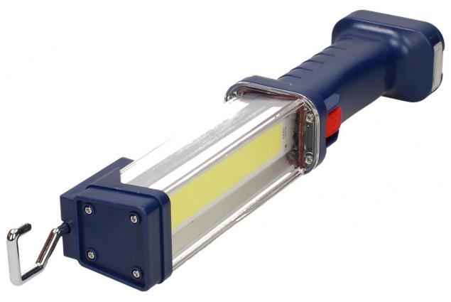 Foto 5 - Pracovní přenosné NABÍJECÍ super ostré světlo Heavy Duty WorkLight ZJ-889-B
