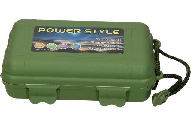 Foto 9 - UV Led baterka 1 x nabíjecí AA v pouzdře a nabíječkou