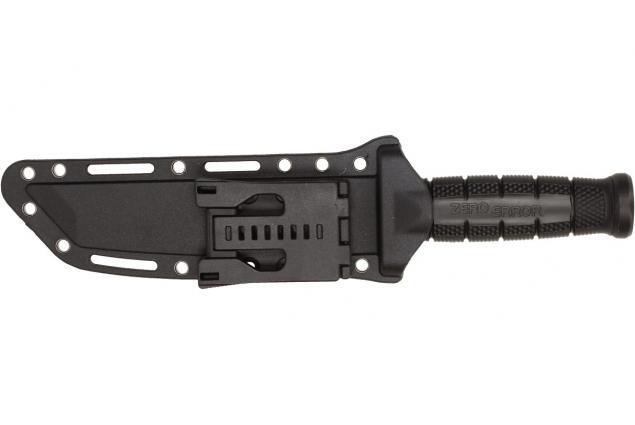 Foto 2 - Nůž na přežití krátký meč Katana Zero Error s plastovým pouzdrem
