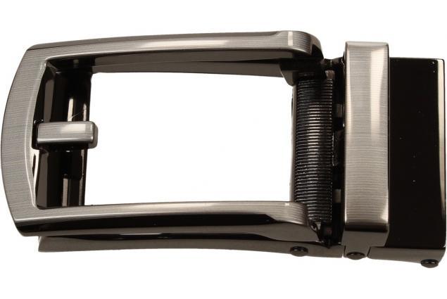 Foto 2 - Opasek kožený černý s automatickým zapínáním