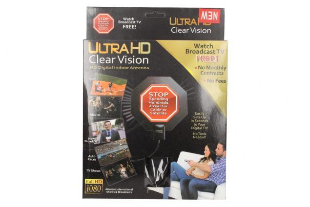 Foto 5 - Ultra HD 1080 pokojová anténa šestiúhelníková
