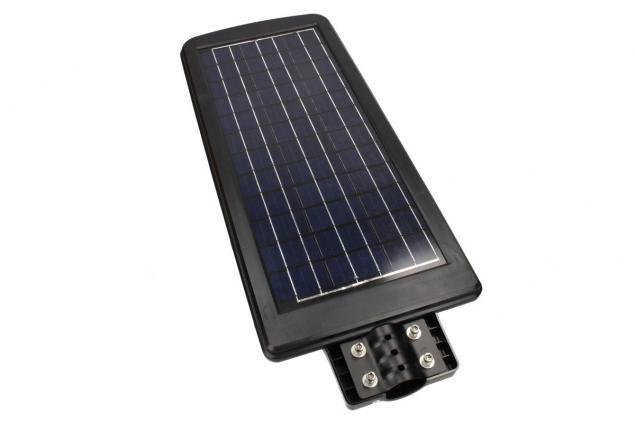 Foto 2 - LED solární venkovní světlo 180W na dálkové ovládání