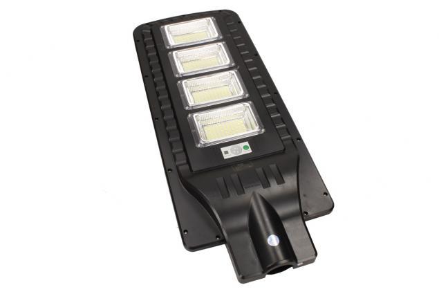 Foto 3 - LED solární venkovní světlo 180W na dálkové ovládání