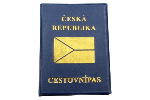 Foto 4 - Pouzdro na cestovní pas