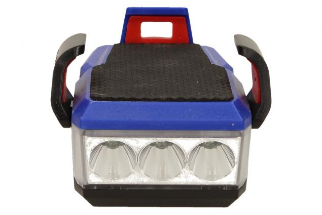 Foto 3 - Multifunkční světlo na kolo s klaksonem BF-909