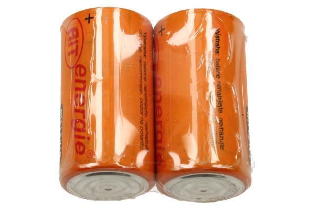 Foto 2 - Baterie R14 1,5V/C  - balení 2ks