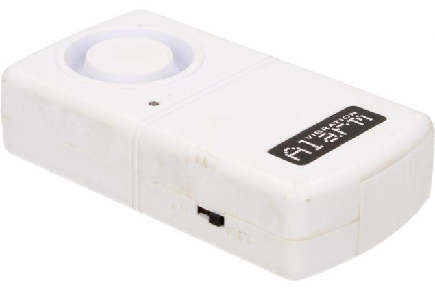 Foto 3 - Alarm s čidlem na vibrace