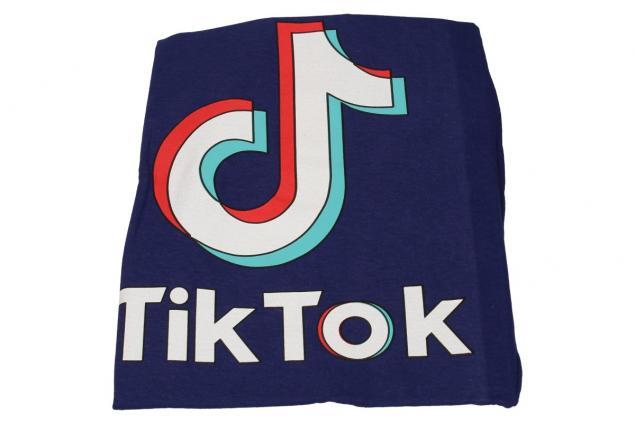 Foto 4 - Dětské triko Tiktok