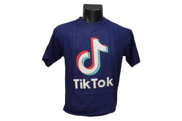 Foto 2 - Dětské triko Tiktok