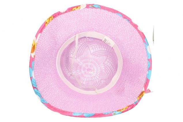 Foto 4 - Dětský klobouk s králíkem fialový