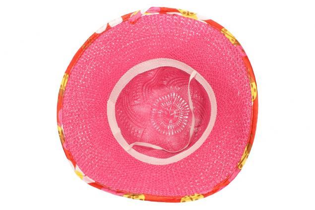 Foto 4 - Dětský klobouk s králíkem tmavě růžový