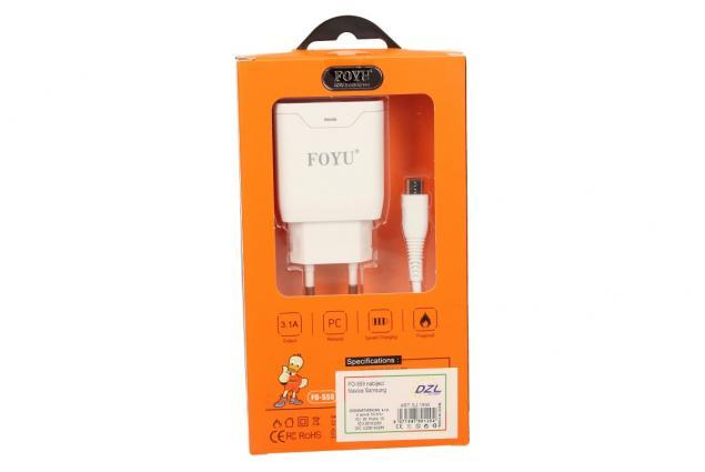 Foto 5 - Rychlonabíječka FO-559 Micro USB